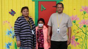 Paciente con células falciformes curado a través del primer trasplante de células madre del Children's Hospital